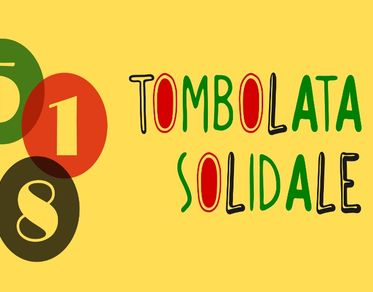 Tombolata solidale 2018