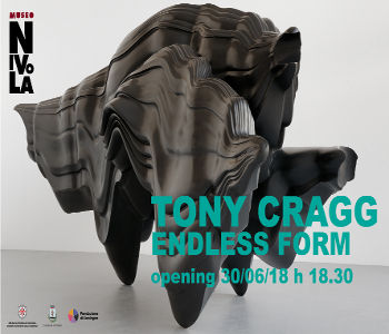 Mostra Tony Cragg. Endless Form