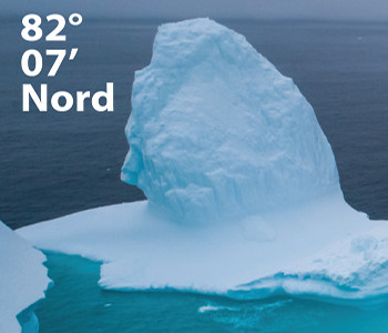 82°07' Nord