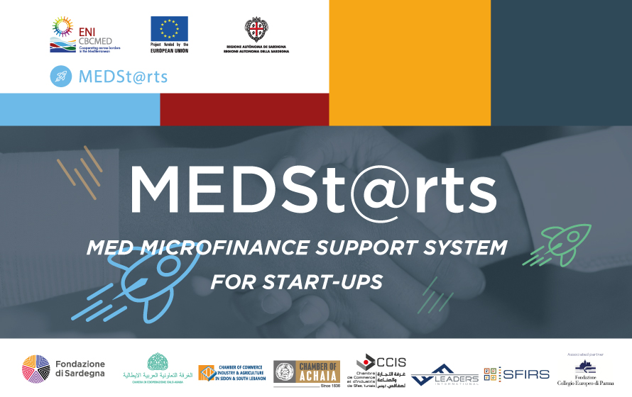 MEDSt@rts: Med microfinance support system for start-ups