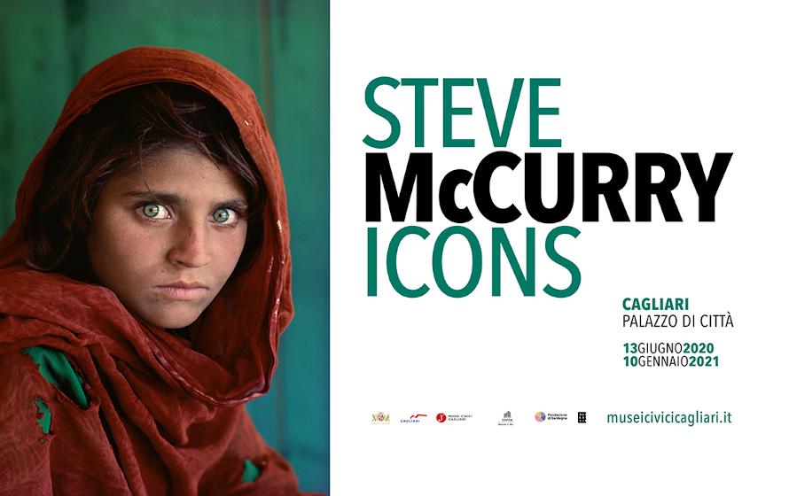 """""""Steve McCurry – Icons"""", la mostra evento a Cagliari"""