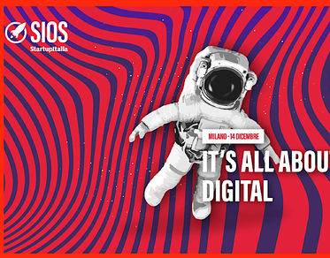 """It's All About Digital"". Innois è tra i partner del Sios 2020, la rassegna dedicata al mondo digitale"