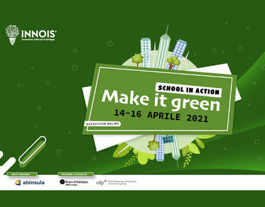 """Make It Green – School In Action"", al via il makeathon di Innois dedicato alle scuole"
