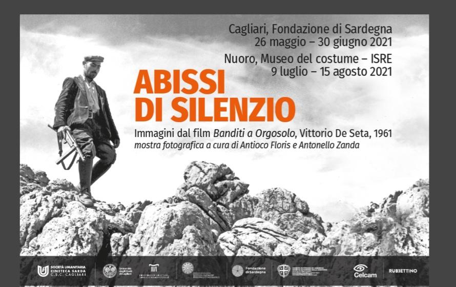 """""""Abissi di silenzio"""", apre a Cagliari la mostra fotografica dedicata a """"Banditi a Orgosolo"""""""